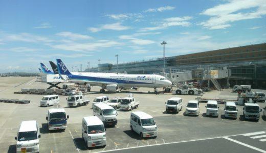 羽田空港のお土産とアクセス   2019